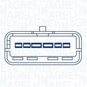 AC1766 MAGNETI MARELLI vorne rechts, mit Elektromotor Elektromotor, Fensterheber 350103176600 günstig kaufen
