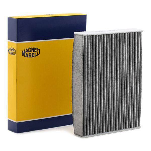 Achat de LAK1173 MAGNETI MARELLI Cartouche filtrante, Filtre à charbon actif Largeur: 181mm, Hauteur: 36mm, Longueur: 280mm Filtre, air de l'habitacle 350208065880 pas chères