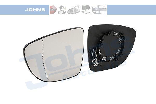 Spiegelglas Außenspiegel RENAULT Captur II links und rechts 2020 - JOHNS 60 10 37-81 ()