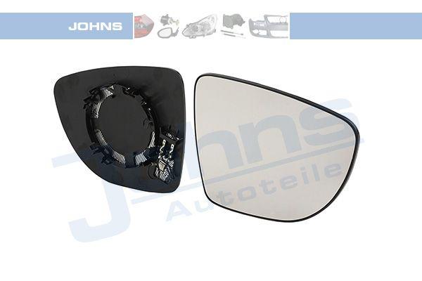 Spiegelglas Außenspiegel Renault Captur j5 links und rechts 2020 - JOHNS 60 10 38-81 ()