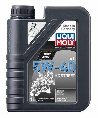 Motoröl LIQUI MOLY 20750 KISBEE PEUGEOT