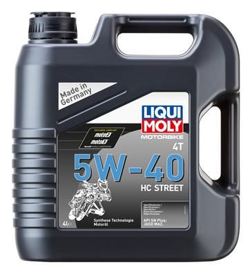 Olej silnikowy LIQUI MOLY 20751 KISBEE PEUGEOT