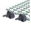Scheibenwaschdüsen 106690 mit vorteilhaften SEIM Preis-Leistungs-Verhältnis