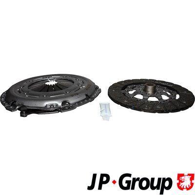 3442100679 JP GROUP Vorderachse links, Gasdruck, Zweirohr, Federbein, oben Stift Stoßdämpfer 3442100670 günstig kaufen