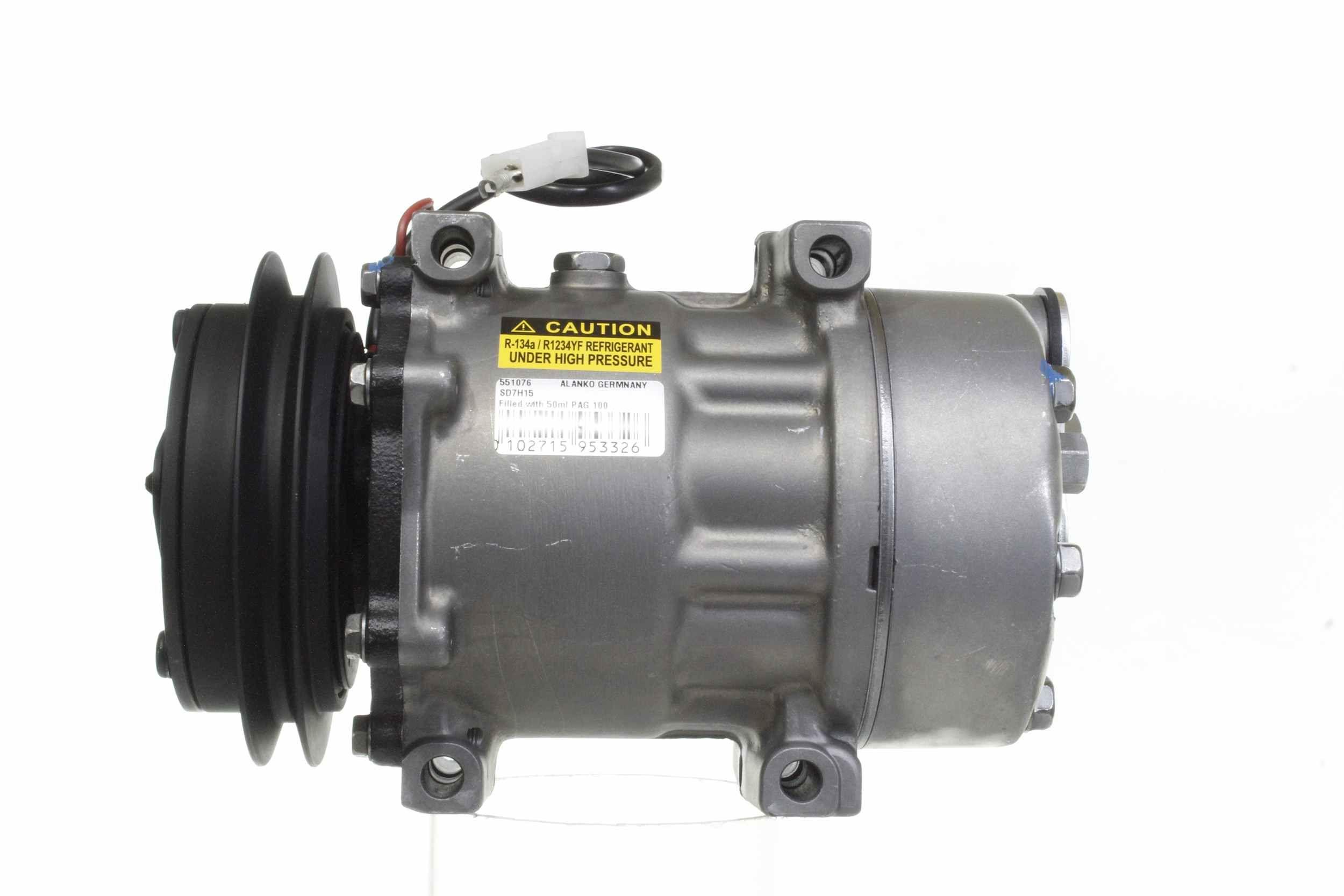 Original JAGUAR Kompressor Klimaanlage 10551076
