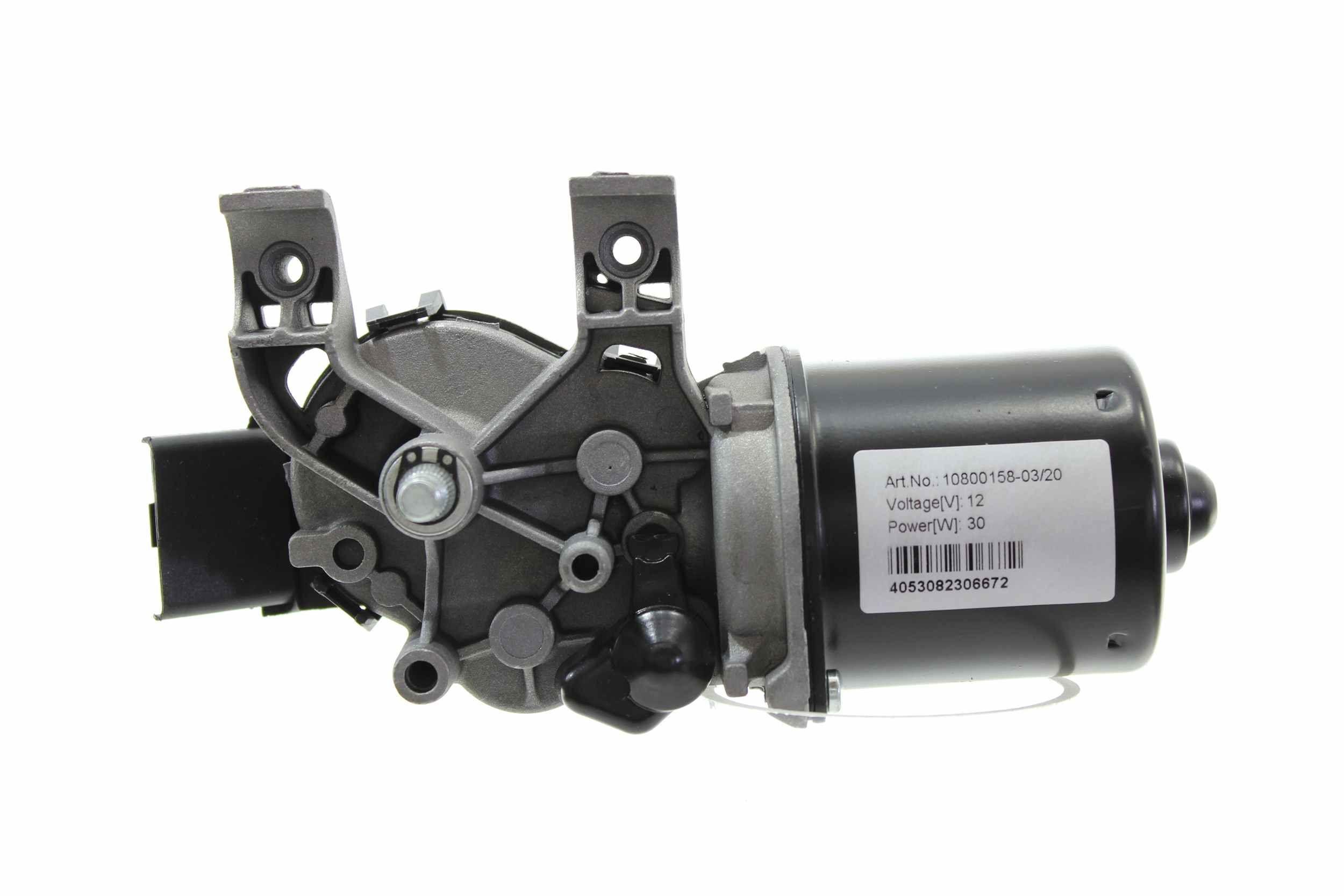 ALANKO: Original Scheibenwischermotor 10800158 (Pol-Anzahl: 4-polig)