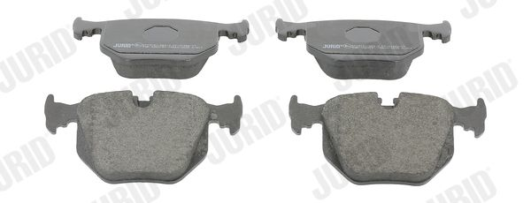 Centric Parts 300.07570 Semi Metallic Brake Pad with Shim R1Concepts