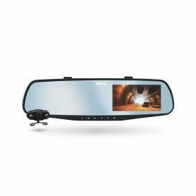 PARK VIEW XBLITZ Videoformat: MOV, Videoauflösung: 1920x1080, Bildschirmdiagonale: 4,3Zoll, microSD Anzahl Kameras: 2, Blickwinkel: 120° Dashcam PARK VIEW günstig kaufen