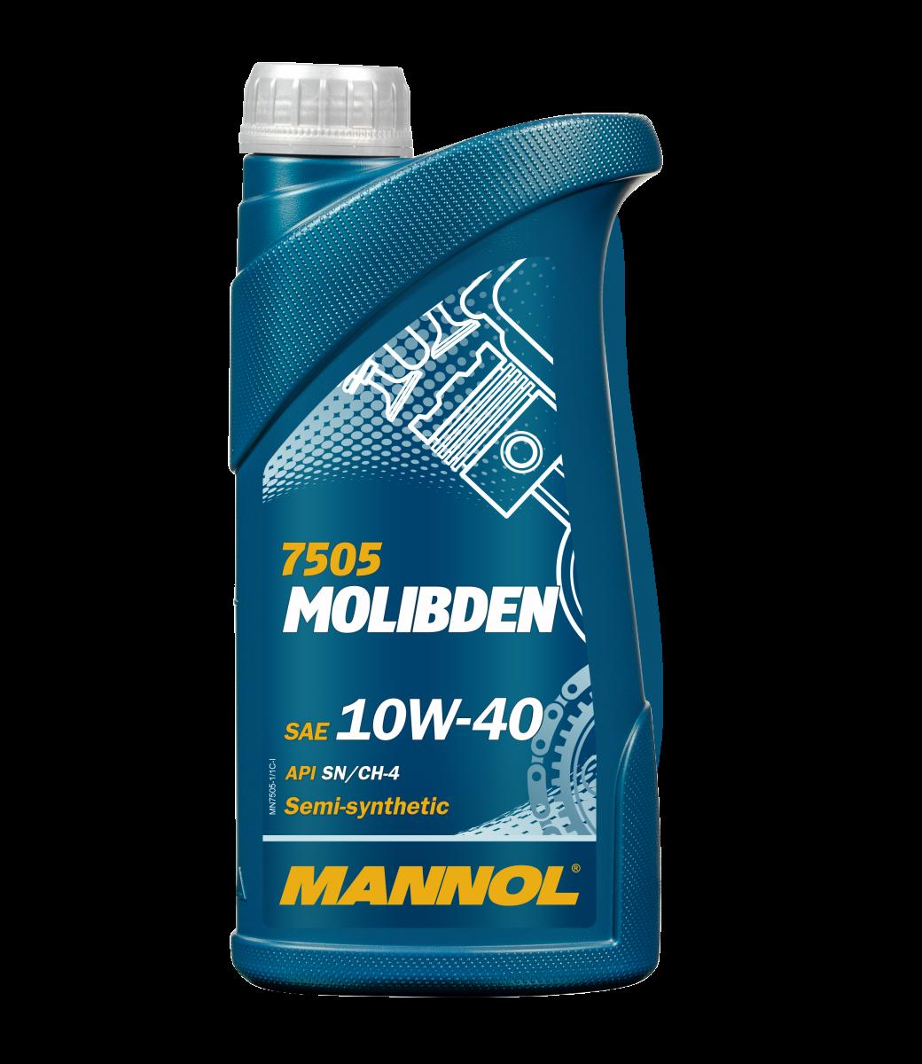 MANNOL Motoröl MN7505-1