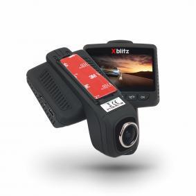 X5 WI-FI XBLITZ Videoformat: MOV, Videoauflösung: 1920x1080, Bildschirmdiagonale: 2.4Zoll, microSD Blickwinkel: 140° Dashcam X5 WI-FI günstig kaufen