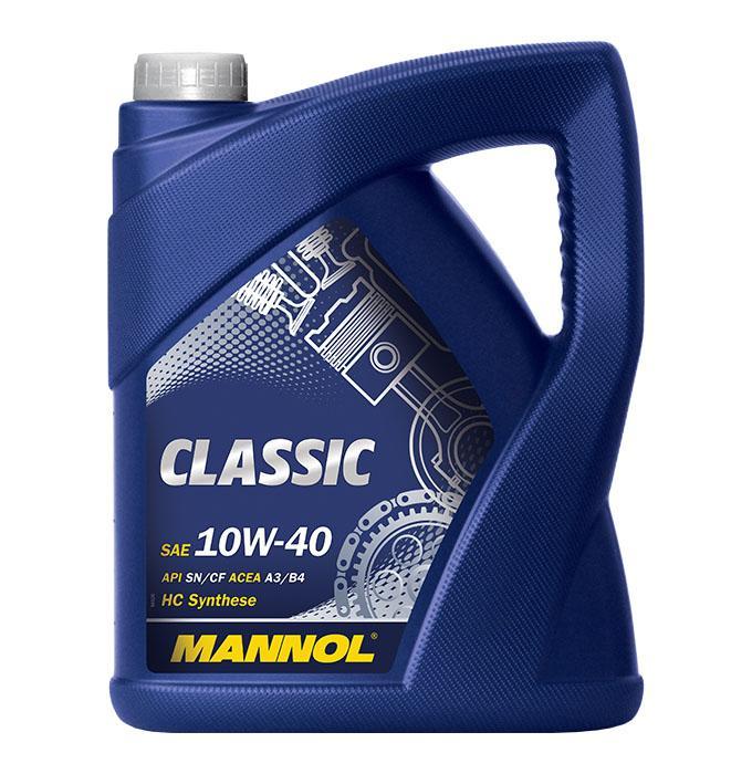 NFZ Motoröl von MANNOL MN7501-5 bestellen
