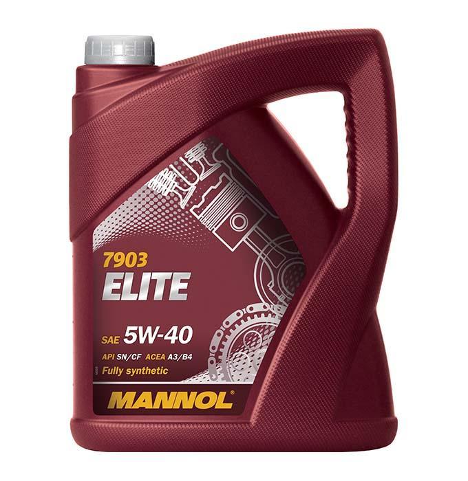 MANNOL Motoröl MN7903-5