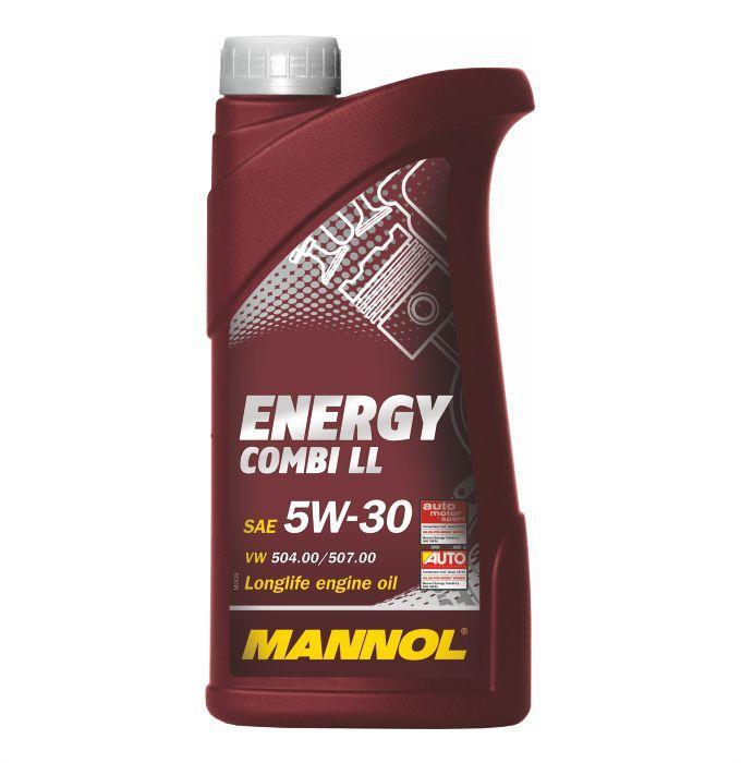 5W30 MANNOL ENERGY COMBI LL 5W-30, 1l Motoröl MN7907-1 günstig kaufen