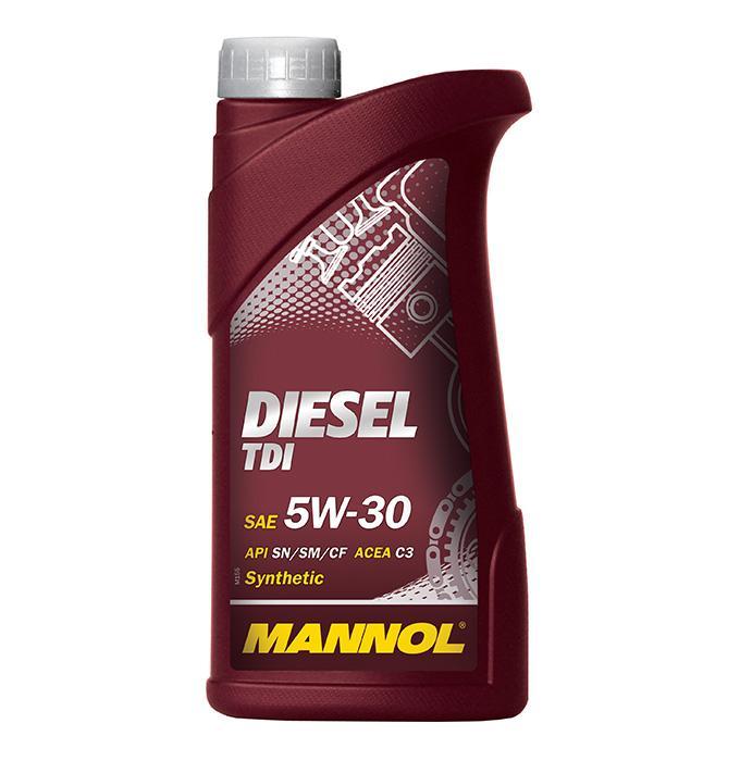 MN7909-1 MANNOL DIESEL TDI 5W-30, 1l, Synthetiköl Motoröl MN7909-1 günstig kaufen