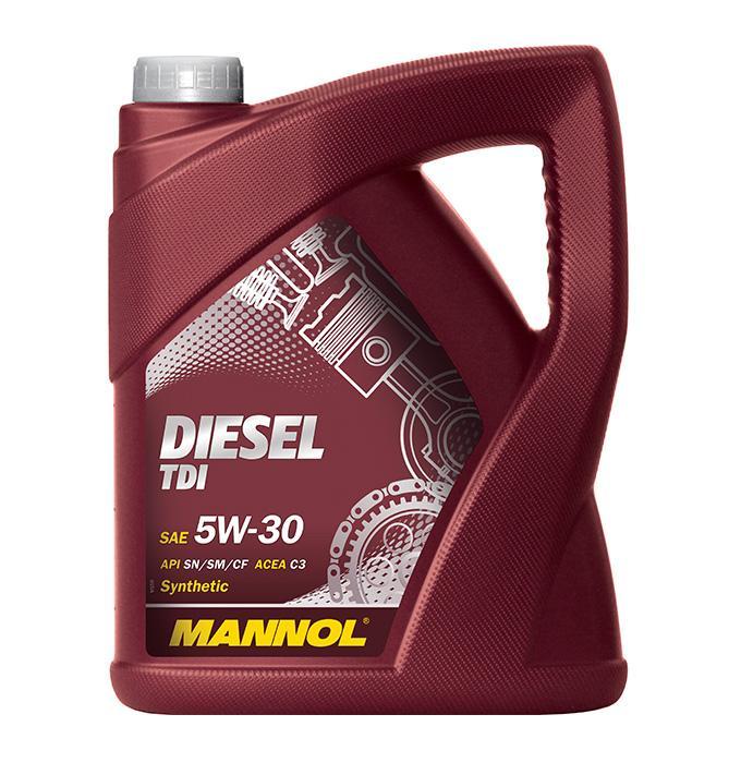 MN7909-5 MANNOL DIESEL TDI 5W-30, 5l, Synthetiköl Motoröl MN7909-5 günstig kaufen