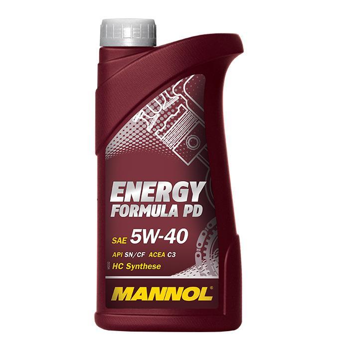 5W40 MANNOL ENERGY FORMULA PD 5W-40, 1l Motoröl MN7913-1 günstig kaufen