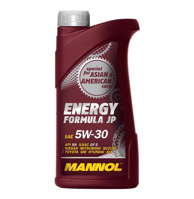 5W30 MANNOL ENERGY FORMULA JP 5W-30, 1l Motoröl MN7914-1 günstig kaufen