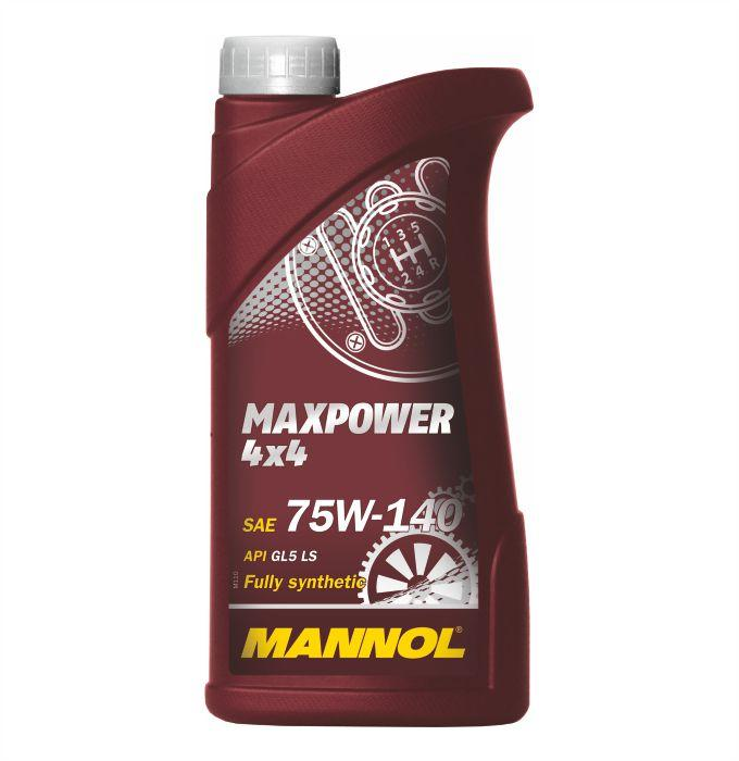 Gear oil MN8102-1 MANNOL — only new parts