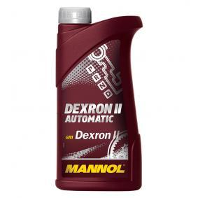 ATF MANNOL DEXRON II Automatic Capacity: 1l ALLISON C4 Automatic Transmission Oil MN8205-1 cheap