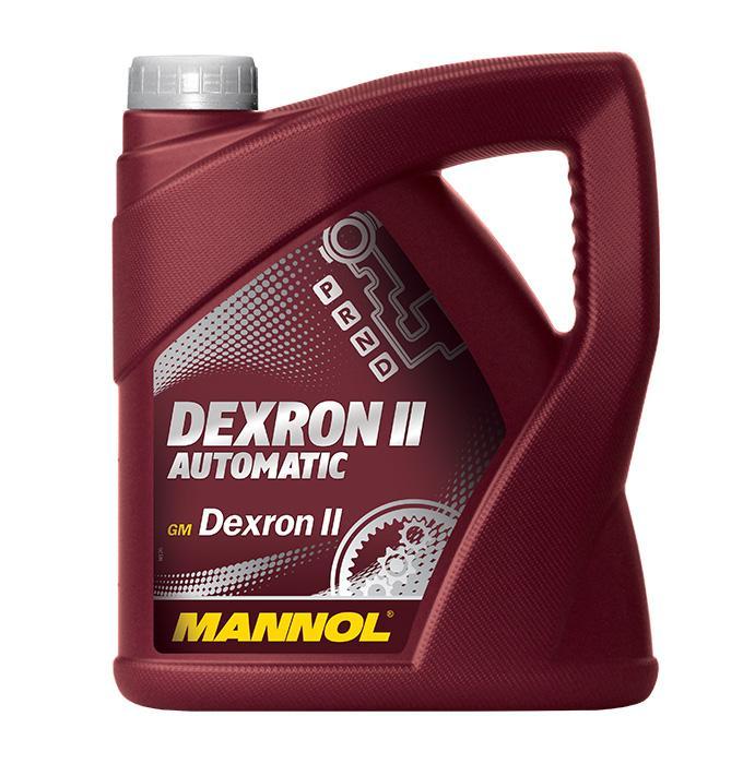 ATF MANNOL DEXRON II Automatic Capacity: 4l, ALLISON C4 Automatic Transmission Oil MN8205-4 cheap
