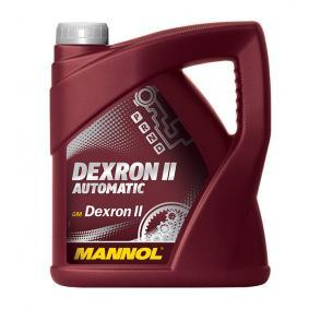 ATF MANNOL DEXRON II Automatic Capacity: 4l ALLISON C4 Automatic Transmission Oil MN8205-4 cheap