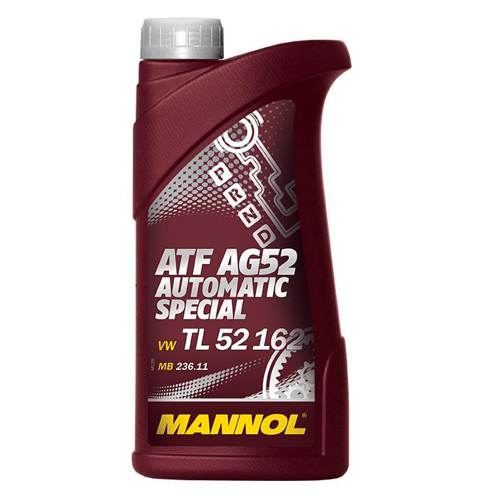 ATF MANNOL ATF AG52 Special Capacity: 1l Automatic Transmission Oil MN8211-1 cheap