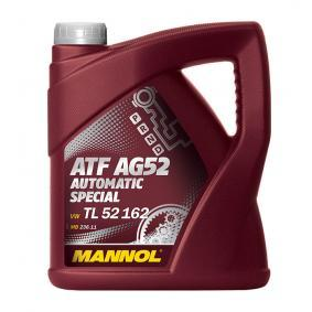 ATF MANNOL ATF AG52 Special Capacity: 4l Automatic Transmission Oil MN8211-4 cheap