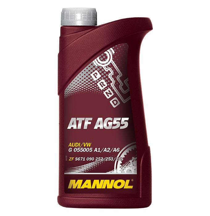 Transmission fluid MN8212-1 MANNOL — only new parts