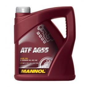 MN8212-4 MANNOL ATF AG55 Capacity: 4l Automatic Transmission Oil MN8212-4 cheap