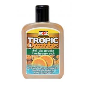 Comprare K300 K2 Contenuto: 200ml Bottiglia Detergente per mani K300 poco costoso