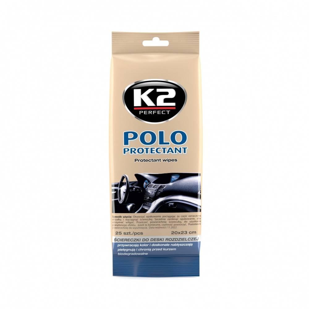 K2 | Handrengöringsdukar K420
