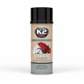 L346CA K2 Sprühdose, Inhalt: 400ml, schwarz Bremssattellack L346CA günstig kaufen
