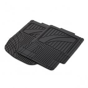 Comprare AH007PC POLGUM anteriore, nero, Gomma, Quantità: 2 Dimensioni: 71x48 Tappetini abitacolo AH007PC poco costoso