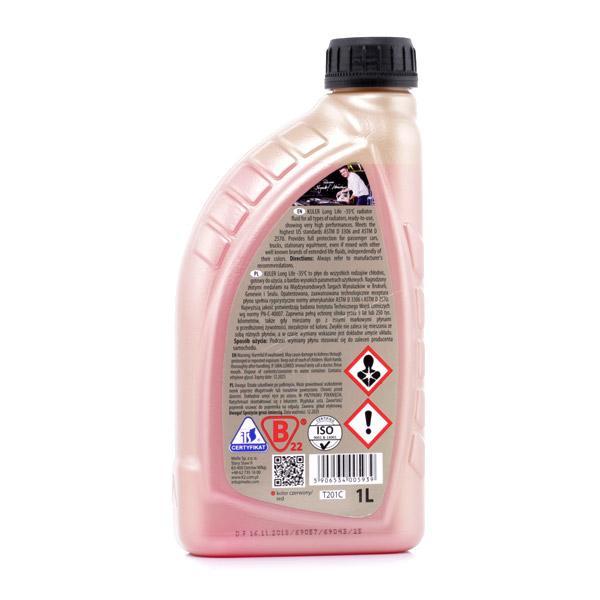 T201C Liquide de refroidissement K2 T201C - Enorme sélection — fortement réduit