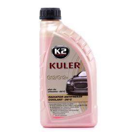 T201C K2 rot, Inhalt: 1l LONG LIFE Frostschutz T201C günstig kaufen
