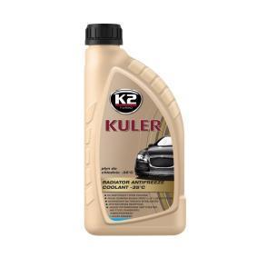 Comprar y reemplazar Anticongelante K2 T201N