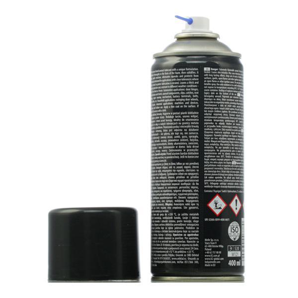 PTFE-Spray K2 W121 Bewertungen
