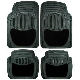 AH414C POLGUM Universelle passform Gummi, vorne und hinten, Menge: 4, schwarz Größe: 71x48.5, Größe: 43.5x48.5 Autofußmatten AH414C günstig kaufen