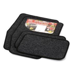 9900-4 POLGUM Universelle passform Textil, vorne und hinten, Menge: 4, schwarz Größe: 69x48, Größe: 32,5x48 Autofußmatten 9900-4 günstig kaufen