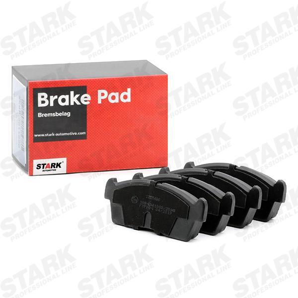 STARK   Bremsbelagsatz, Scheibenbremse SKBP-0011860