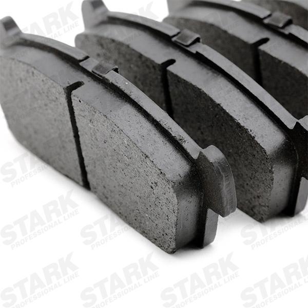 SKBP-0011860 Bremsklötze STARK Erfahrung