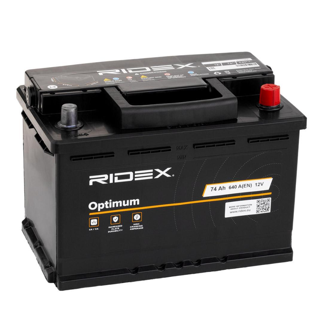 1S0005 Autobatterie RIDEX 1S0005 - Große Auswahl - stark reduziert