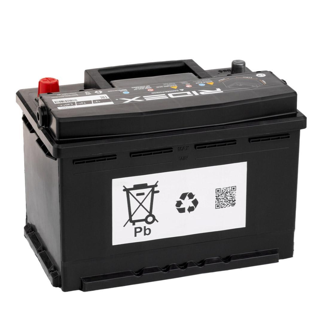 1S0005 Akkumulator RIDEX in Original Qualität
