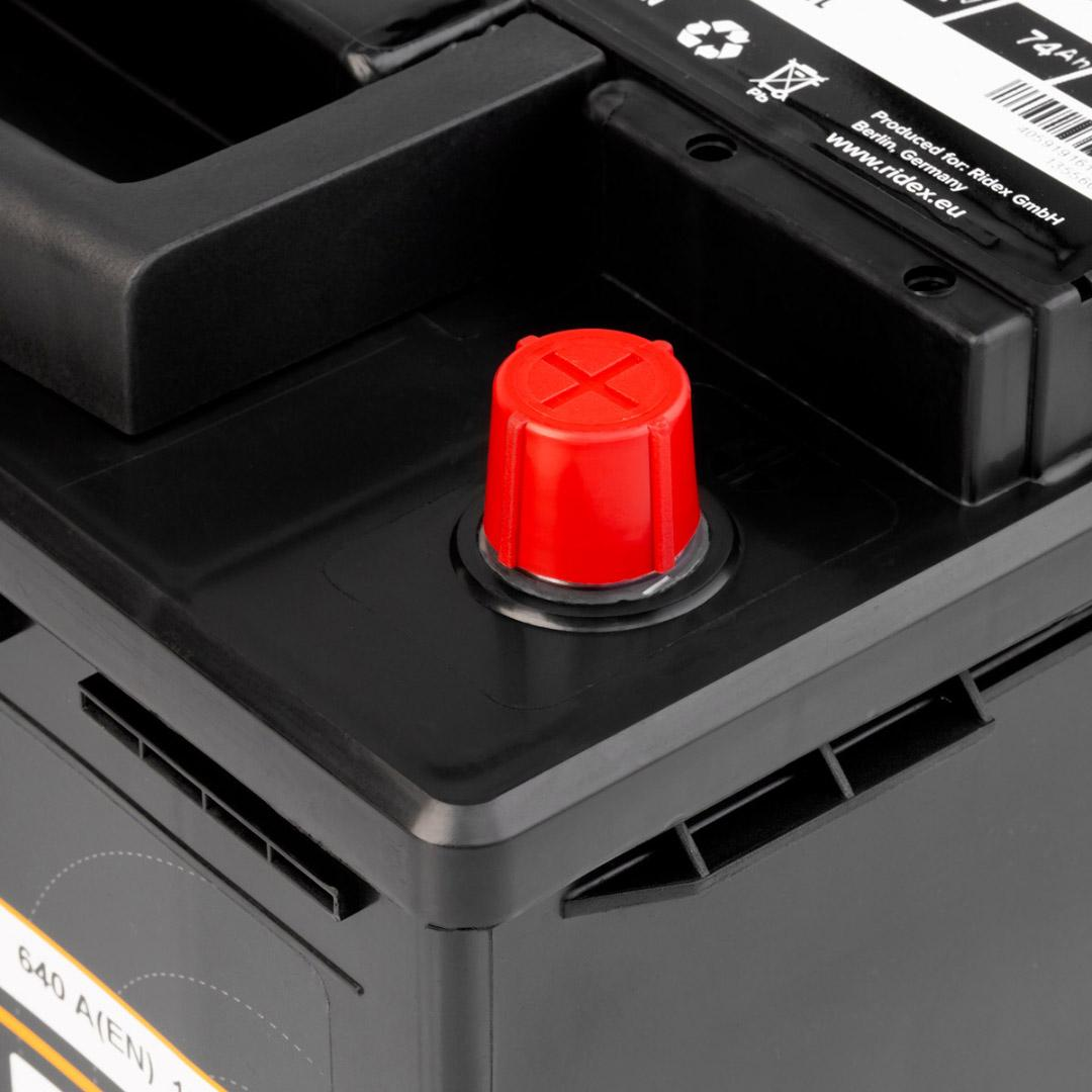 RIDEX   Starterbatterie 1S0005