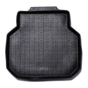 220C POLGUM Universell passform gummi, Bak, Antal: 2, svart Storlek: 47.5x51.5 Set med golvmatta 220C köp lågt pris