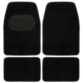 9901-4 POLGUM Universelle passform Textil, vorne und hinten, Menge: 4, schwarz Größe: 69x48, Größe: 32.5x48 Autofußmatten 9901-4 günstig kaufen