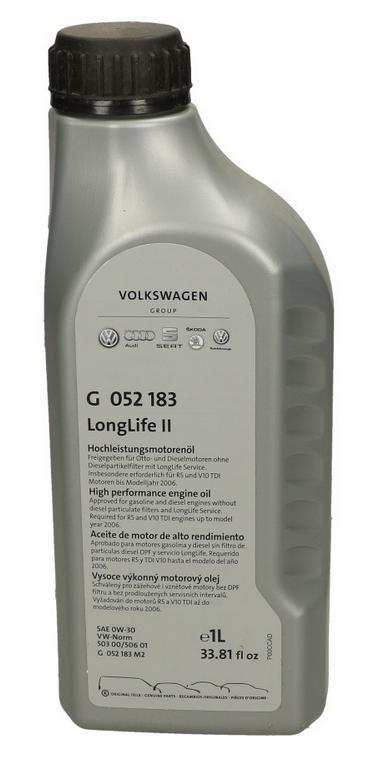 Original FORD Motoröl G052183M2