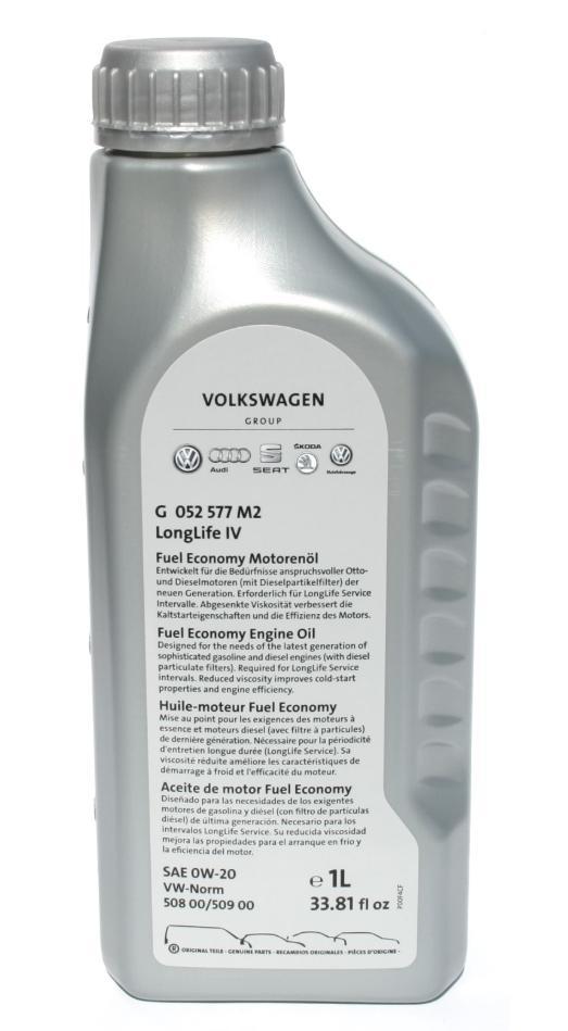 Motoröl VAG G052577M2 Bewertungen