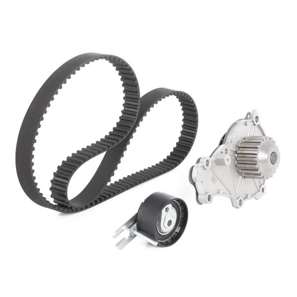 3096W0009 Zahnriemensatz mit Wasserpumpe RIDEX - Markenprodukte billig