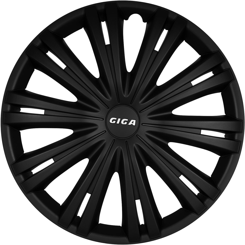13GIGABLACK Hjulkapsler ARGO 13 GIGA BLACK - Stort udvalg — stærkt reduceret